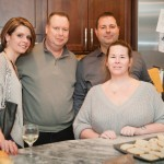 Party for kitchen remodel in Morris County New Jersey - Design Build Planners (4)