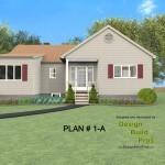 Plan 1 A-Design Build Planners