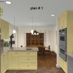 Plan 1 C