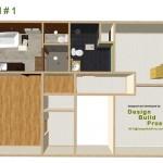 Plan 1 Dollhouse