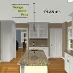 Plan 1 Kitchen B