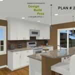 Plan 2 Kitchen