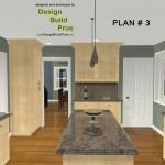 Plan 3 Kitchen B