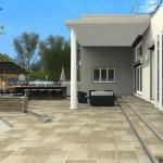 Proposed Patio Design