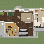 basement design from the Design Build Planners (1)