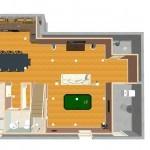 basement remodeling design plan 1 (2)