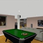 basement remodeling design plan 1 (3)