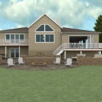 home addition and renovation computer design at Jersey Shore