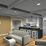 kitchen design with open floor plan to family room Eatontown, nj 07724 (3)