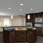 kitchen project computer design
