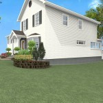 master suite add-a-level design for a split level in Livingston, New Jersey (7)