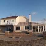storm damaged home in Long Branch, NJ 07740 (1)