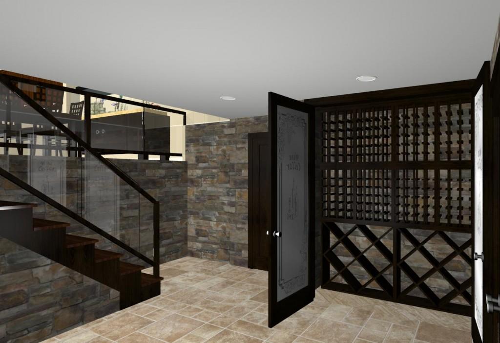 Custom Wine Cellar Design in NJ
