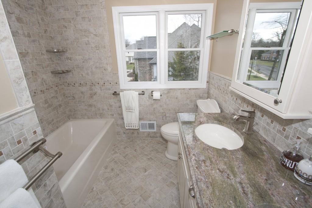 Monmouth County Master Bathroom Remodel - Design Build NJ