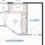 New Jersey master bathroom remodeling design option - Plan 3 (8)