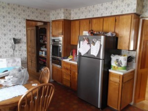 1970 kitchen before planned remodel