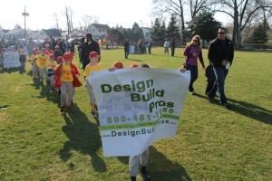 Design Build Planners sponsors baseball team in Burlington, NJ 08016