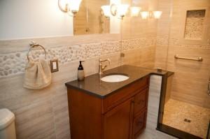 Hall bathroom design build remodeling in NJ - Design Build Planners (1)