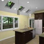 Kitchen remodeling design option - UPSCALE 07059 (3)