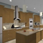 Kitchen remodeling design option - WOW Package 07059 (1)