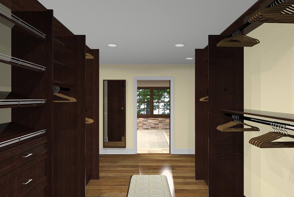 Monmouth County Master Suite Addition from Design Build Planners of NJ
