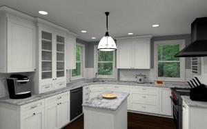 NJ Design Build Contractors - Kitchen Design