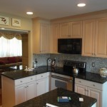 Watchung, NJ kitchen before design build remodel (1)