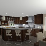 Computer Aided Design for kitchen remodel from the Design Build Planners (4)