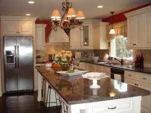 Kitchen remodeling project design and developed by the Design Build Planners  (18)