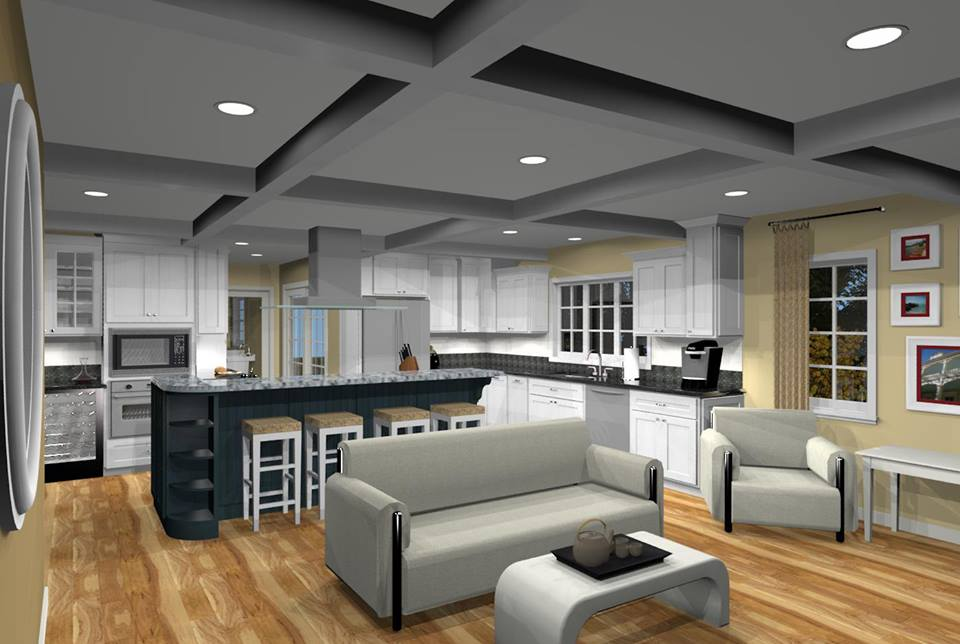 NJ Kitchen Contractor and Design Specialists - Design Build Planners