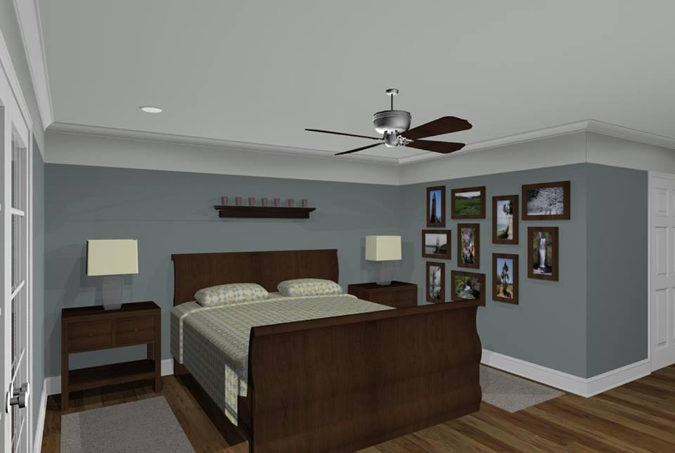 NJ Master Bedroom Additions - Bedroom Design