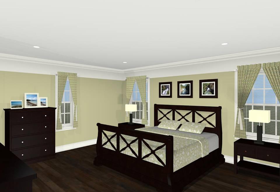 NJ Master Bedroom Additions - Master Suite