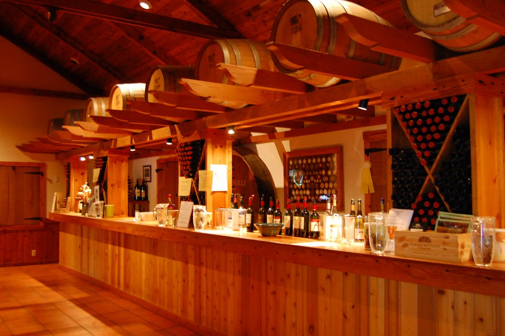 NJ Wine Cellar Design Ideas - Wine Bar