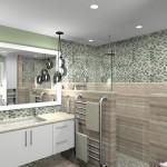 Bathroom Computer Aided Design(3)
