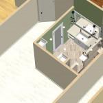 Master Bathroom Overview