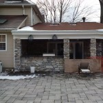12-22-2014 Outdoor Living Space in New Jersey Progress Picture (1)-Design Build Planners