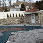 12-22-2014 Outdoor Living Space in New Jersey Progress Picture (9)-Design Build Planners
