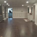 Basement Finishing in Morristown Progress (3)