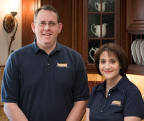 Brad and Rhonda Burgin Construction