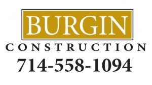 Burgin Construction Logo