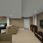 CAD for NJ Basement Remodel (2)