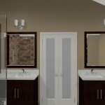 Computer Aided Design Bathroom Remodel (2)