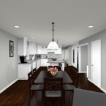 Computer Aided Design For New Jersey Kitchen Remodel (4)