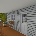 Computer Aided Design for Deck-Patio Remodel (1)