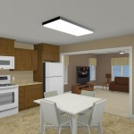 Computer Aided Design for Kitchen Remodel (1)