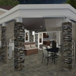 Computer Aided Design for Outdoor Remodeling (3)