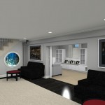Computer Aided Design for a Basement Remodel (1)