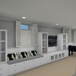 Computer Aided Design for a Basement Remodel (4)