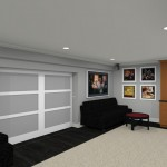 Computer Aided Design for a Basement Remodel (6)