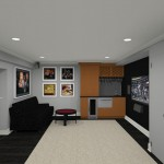 Computer Aided Design for a Basement Remodel (9)